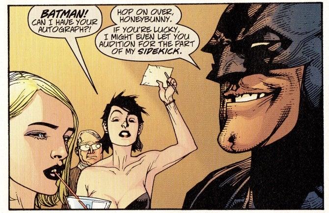 batman's lady sidekicks