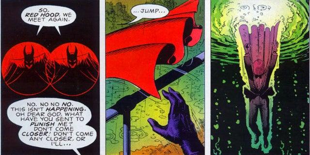 Batman The Killing Joke Joker Origin
