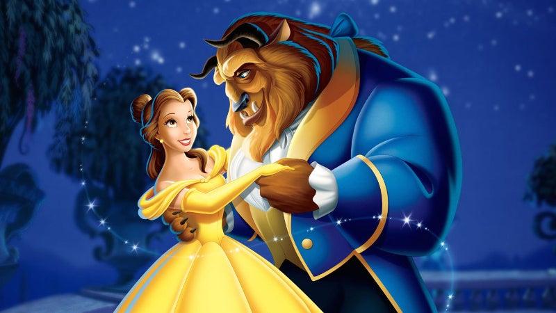 Beauty and the Beast - Disney Princess Dream Big Marathon 2017