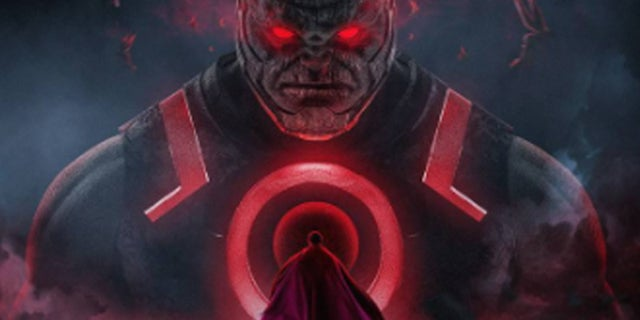 Boss-Logic-Darkseid-Superman-Justice-League-Poster