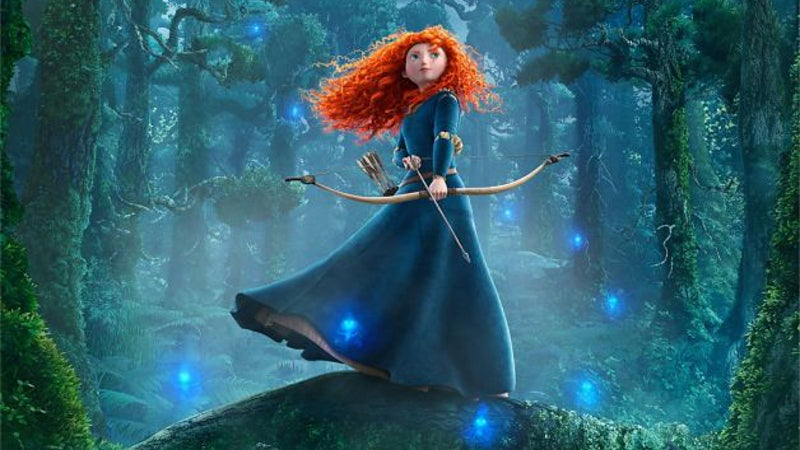 Brave Disney Princess Dream Big Marathon 2017