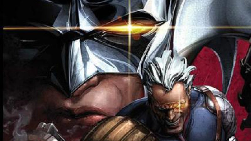 Cable vs. Stryfe X-Force Movies