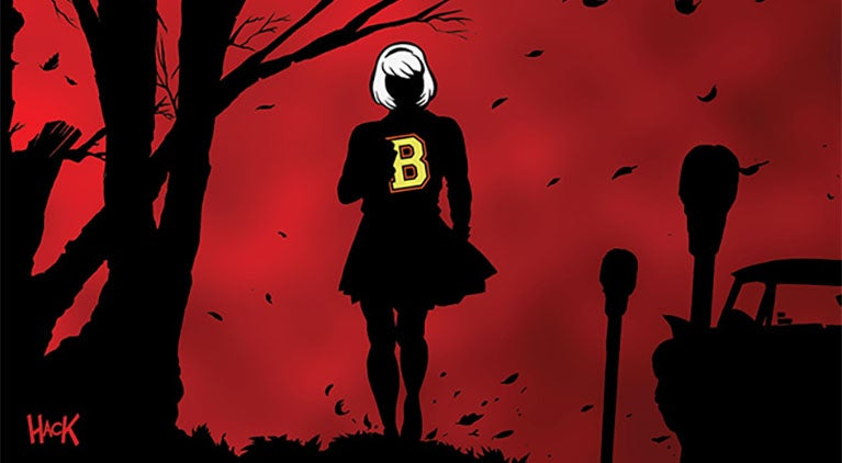 chilling adventures of sabrina casting