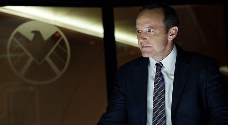 clark gregg directing agents of shield