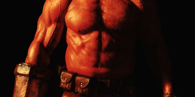 David Harbour as Hellboy First Look Photo