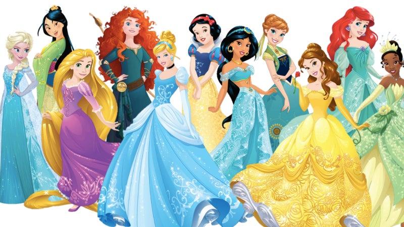 Disney Princess Movie Marathon 2017