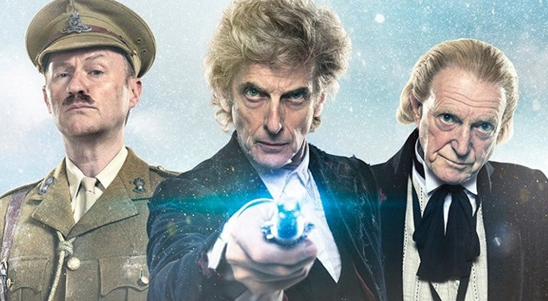 Doctor Who Christmas Special 2017
