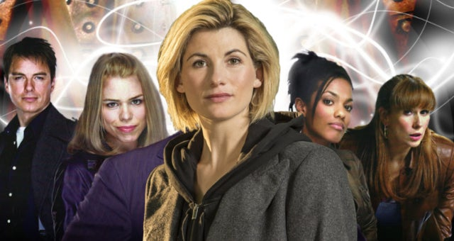 doctor who jodie whittaker thirteenth doctor rose tyler