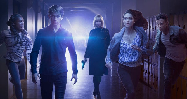 doctor who spinoff class cancelled