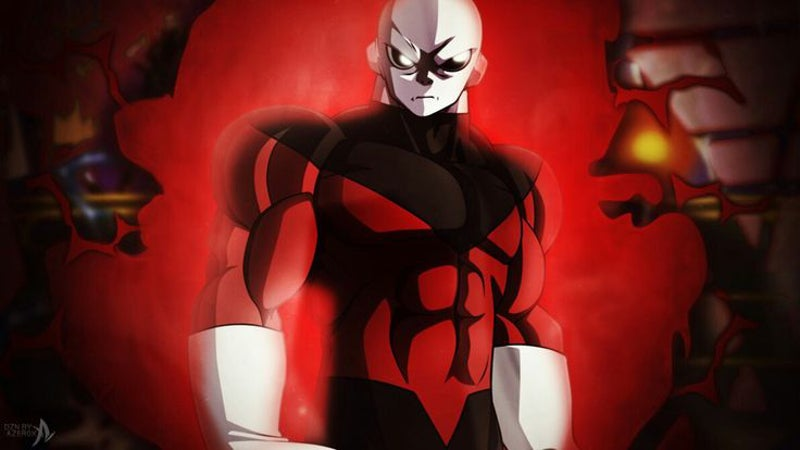 Dragon Ball Super Jiren Power Level