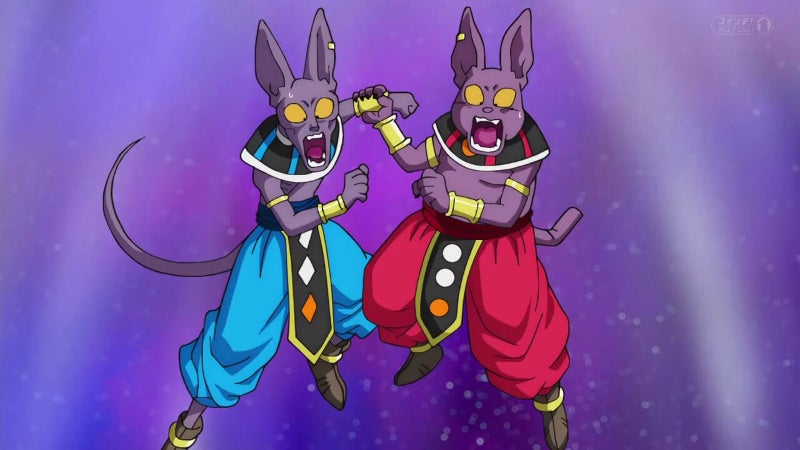 Dragon Ball Super Universe Survival Beerus Champa Death