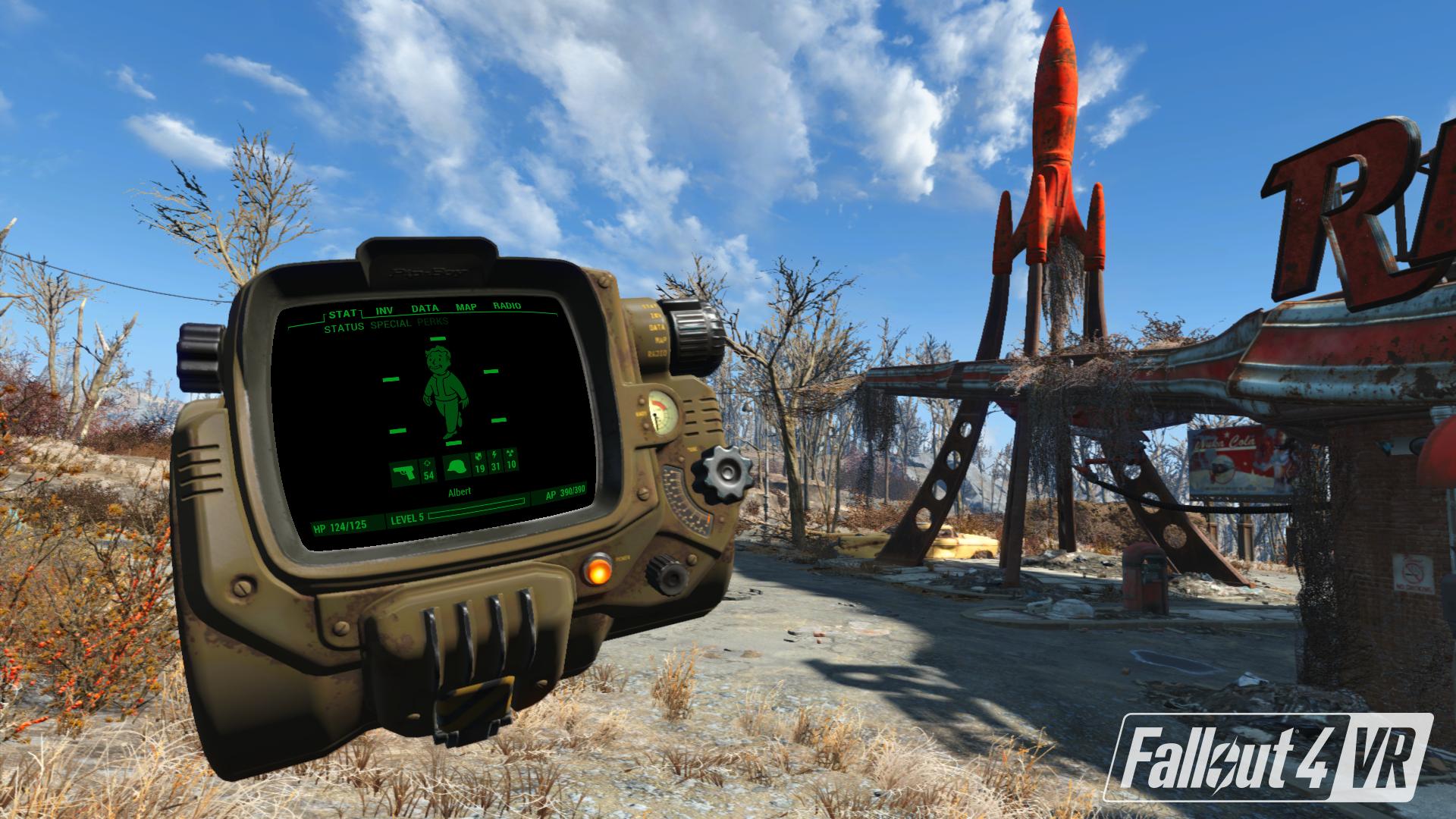 Fallout 4 VR Pip Boy watermark 1497052476