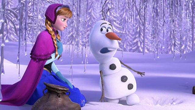 Frozen-Olaf-Anna