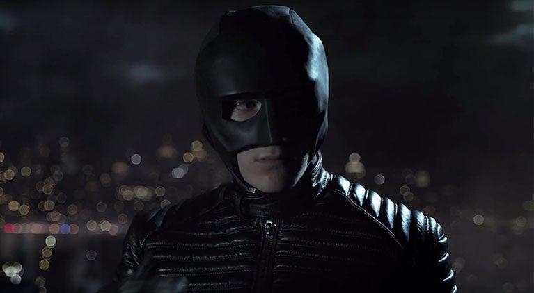 gotham promo batman transformation