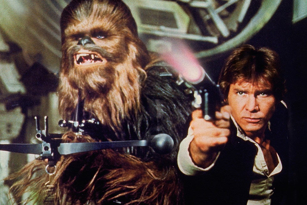 han solo chewbacca spinoff movie