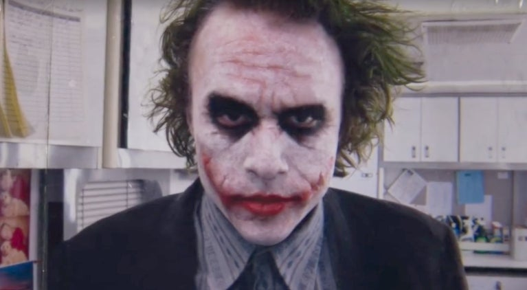Heath Ledger Documentary Joker Dark Knight