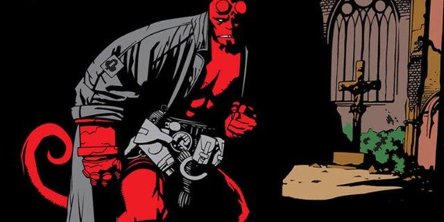 hellboy cathedral controversy