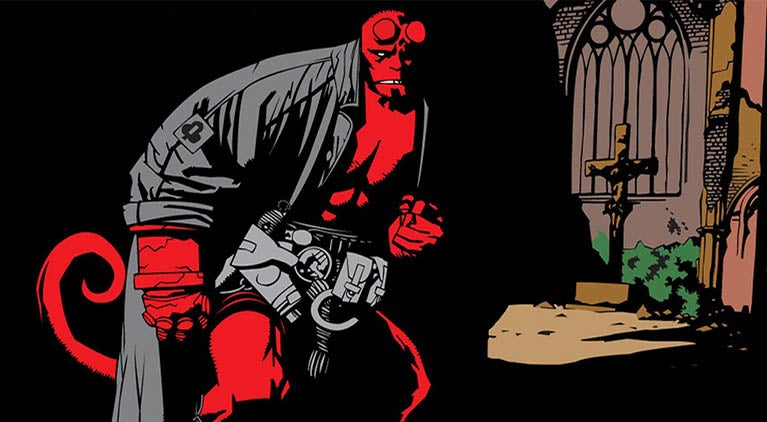 hellboy cathedral controversy