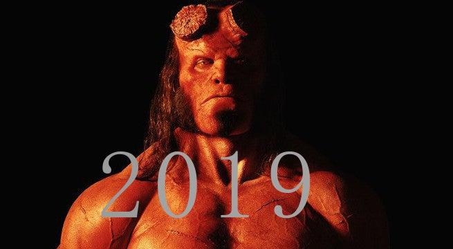 Hellboy Movie Reboot Release Date 2019