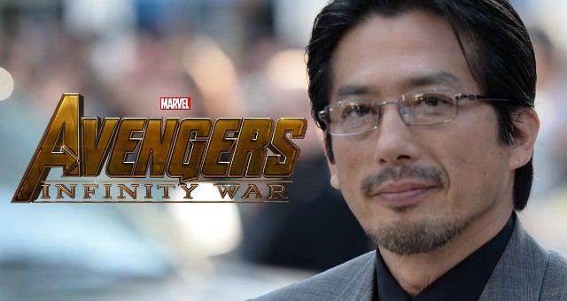 hiroyuki sanada marvel avengers infinity war