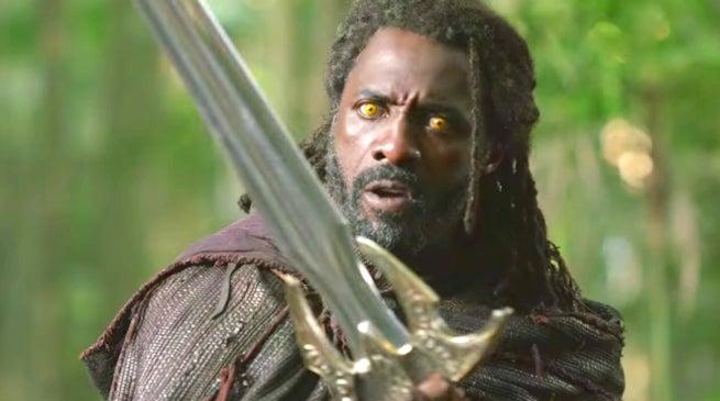 Idris Elba in Thor 3 Ragnarok