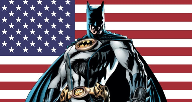 if batman were president tweets