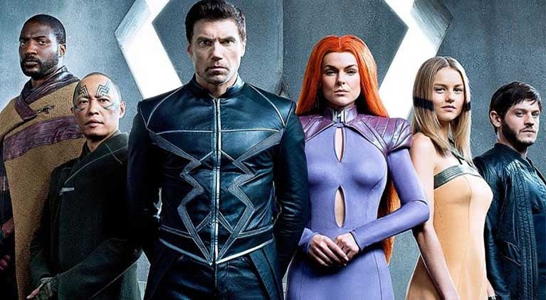 inhumans challenge earth