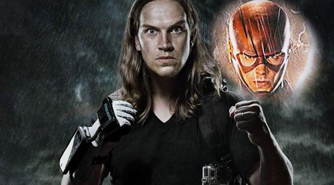 Jason Mewes on The Flash