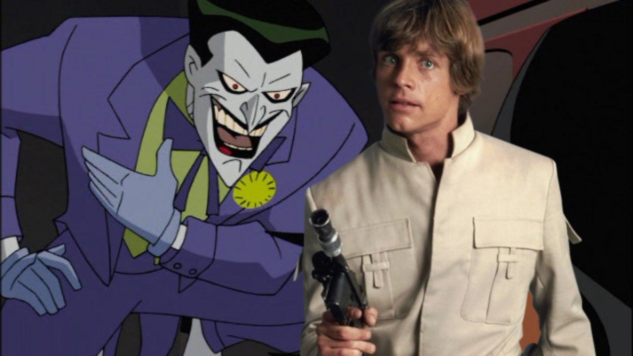 Image result for joker mark hamill