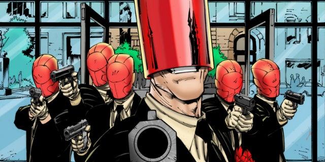 Joker Origin Movie Red Hood Gang