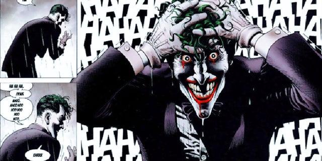 Joker The Killing Joke Origin