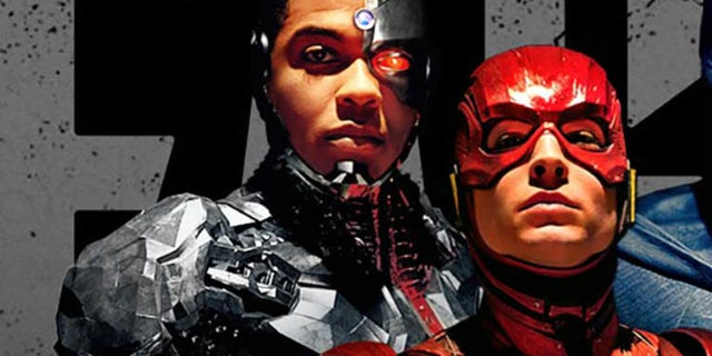justice league flash cyborg bond