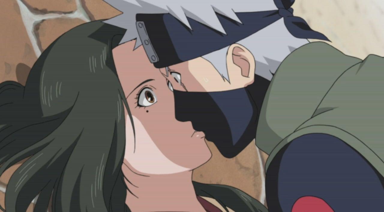 dating kakashi