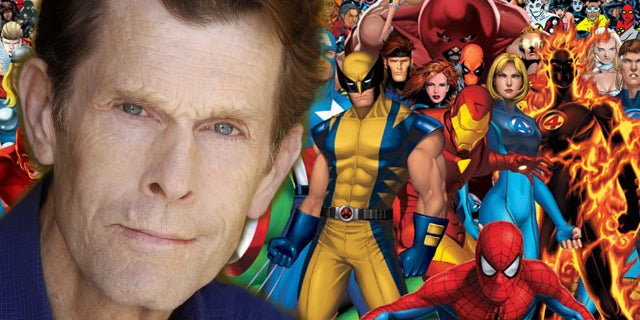 kevin conroy marvel