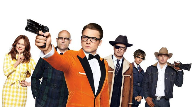 Kingsman 2 Post Credits Scene