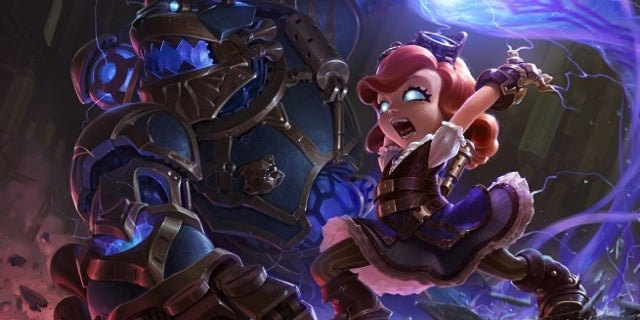 Image result for League of Legends Is Releasing a Lengthy Annie Cinematic Tomorrow