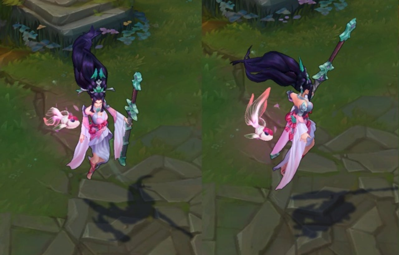 League Of Legends Reveals Immortal Journey Skins For Janna Master Yi Fiora