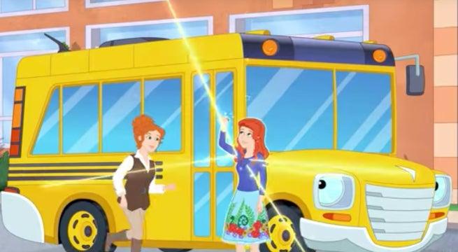 Magic School Bus Rides Again Kate Mckinnon Lily Tomlin