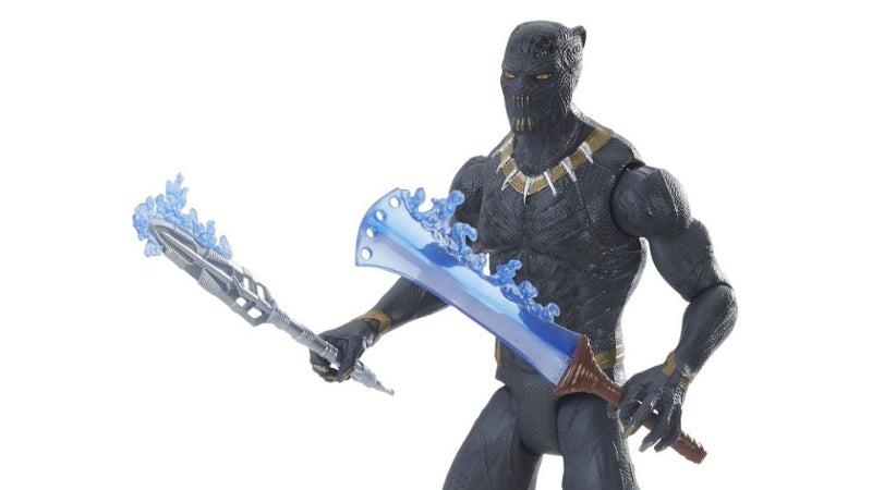 Marvel's Black Panther Killmonger Golden Jaguar