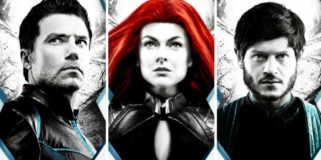 Marvel's Inhumans Premiere Reviews IMAX