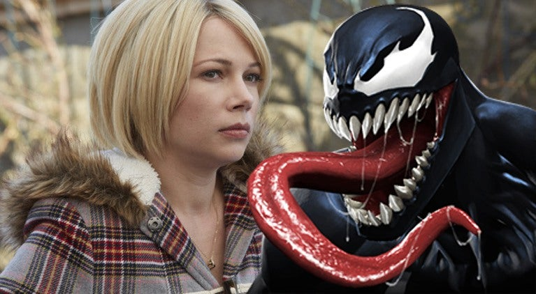 Michelle Williams Venom Movie