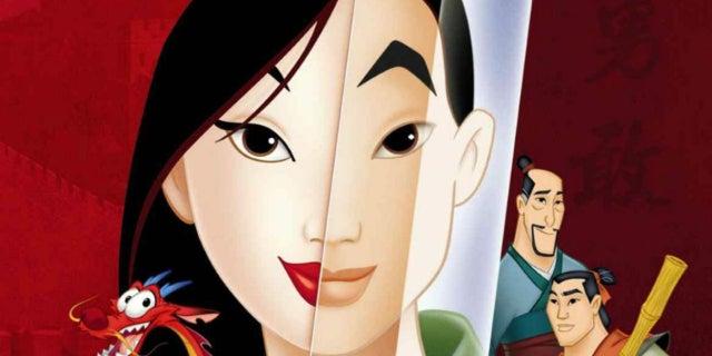 Mulan - Disney Princess Dream Big Marathon 2017