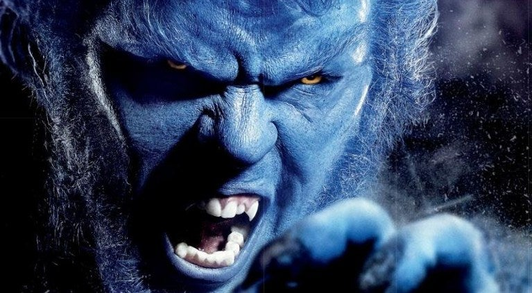 Nicholas Hoult Beast X-Men Dark Phoenix