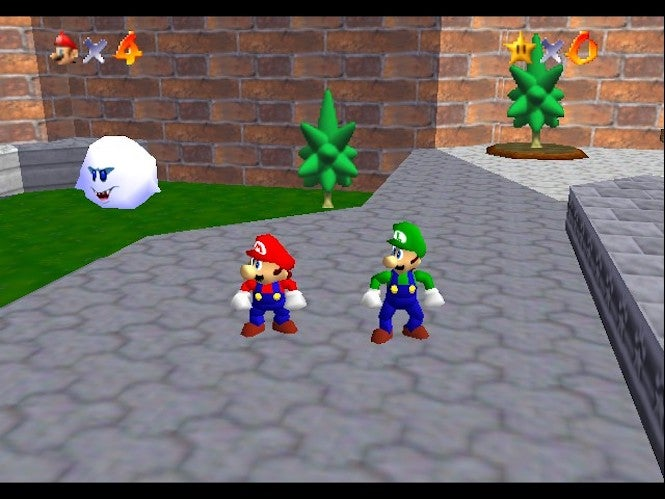 Nintendo Isn't Too Thrilled With That Super Mario 64 Online Game