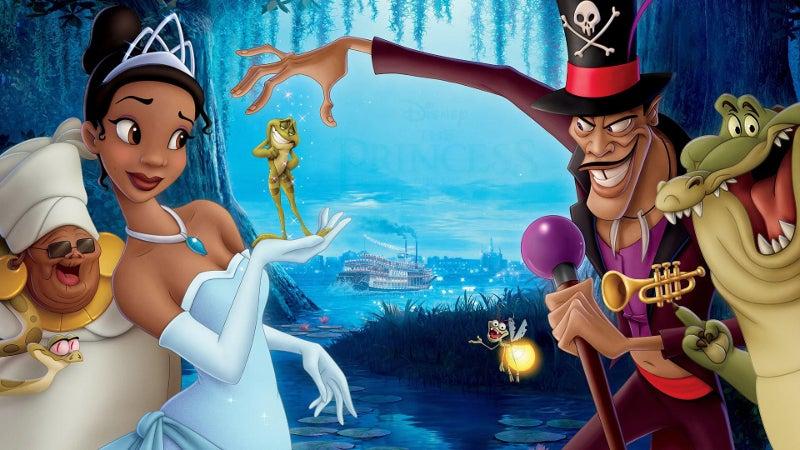 Princess and the Frog - Disney Princess Dream Big Marathon 2017