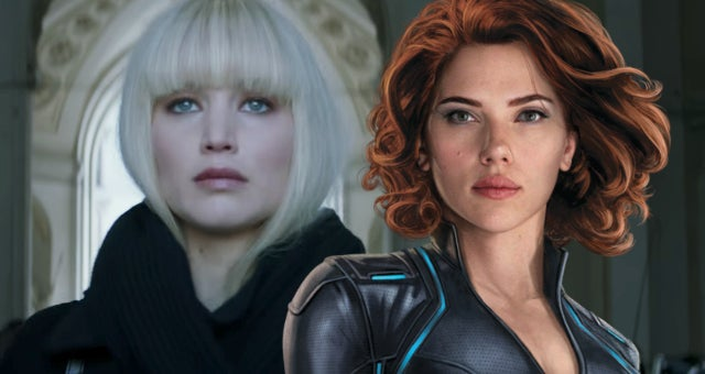 red sparrow movie black widow