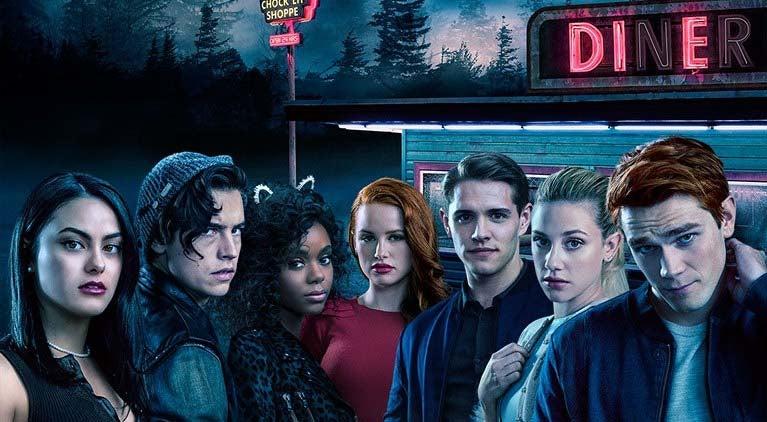 riverdale season 2 fp jones behind the scenes