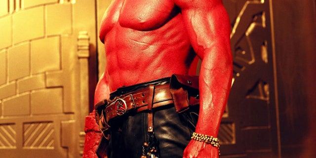 Ron Pearlman as Hellboy
