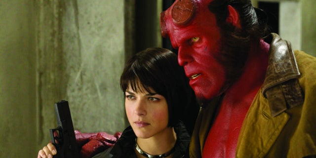 selma blair hellboy whitewashing