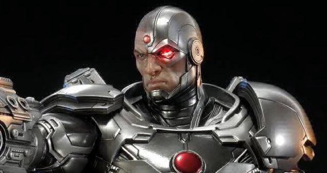 sideshow prime 1 studio cyborg new 52